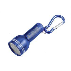 Porte-clés Mini G avec 6 lumières DEL | Jobox Media