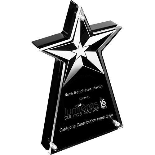 Layered Acrylic Awards | Jobox Media