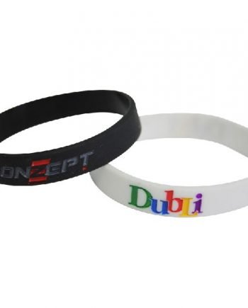 Bracelet en Silicone Imprimé | Jobox Media