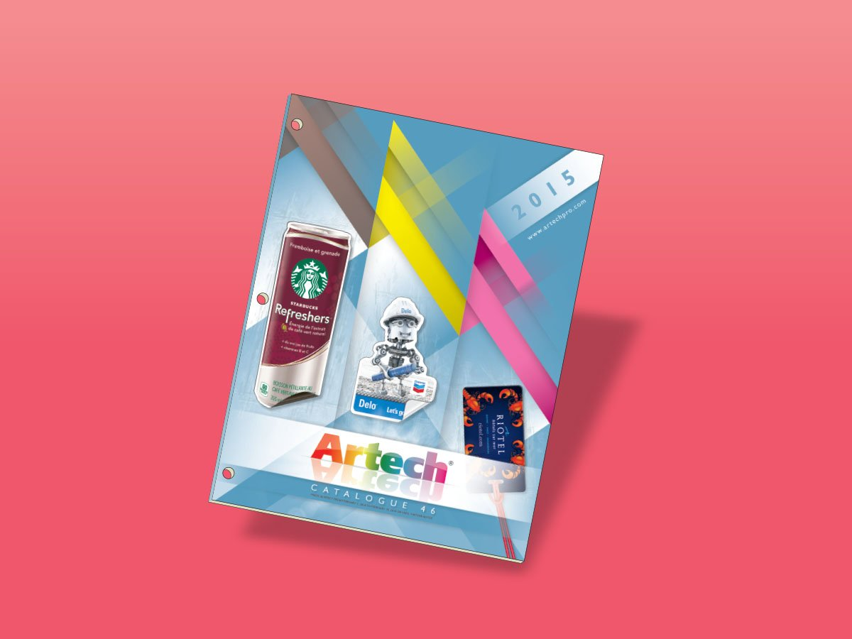 Promotional Products Catalogue Design