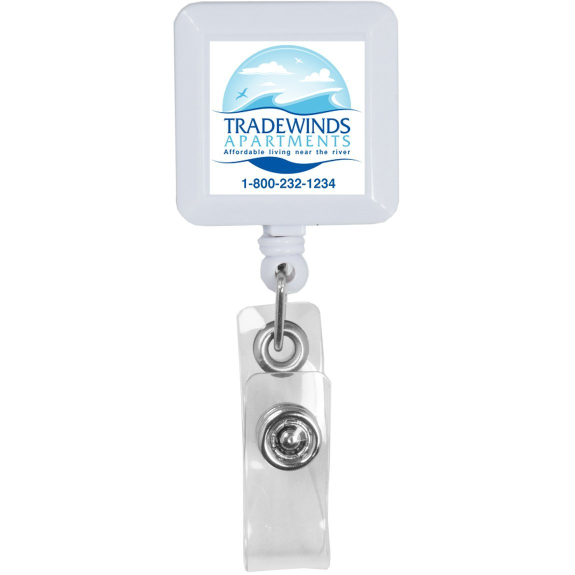 Retractable Badge Holders | Jobox Media