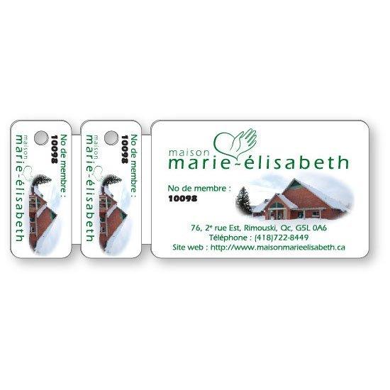 Wallet Card / Key Tag combo | Jobox Media